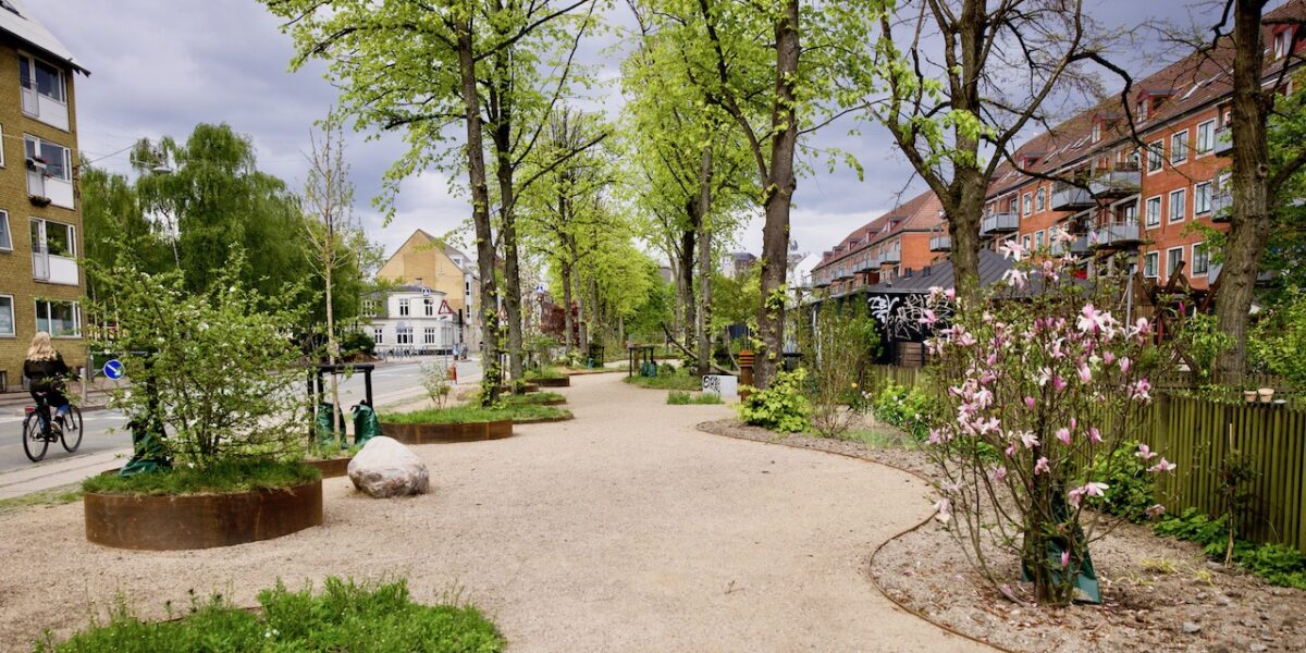 Værsgo: Nørrebros nyeste park er klar til at modtage besøg