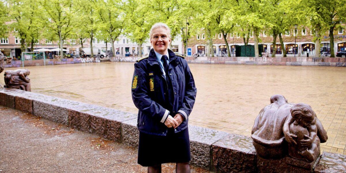 Københavns Politi fjerner Blågården fra liste over utrygge områder