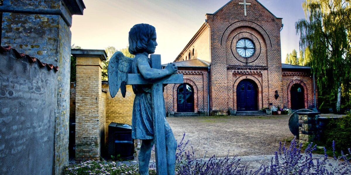 Kulturlaboratorium for unge indtager kapellet på Assistens Kirkegård