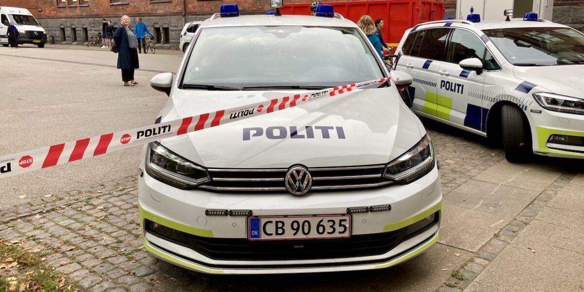 21-årig mand anholdt for knivdrabet i Hans Tavsens Gade